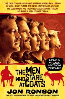 The Men Who Stare at Goats, Paperback