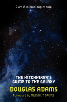The Hitchhiker's Guide to the Galaxy, Paperback Book