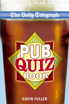 """Daily Telegraph"" Pub Quiz Book, Paperback"