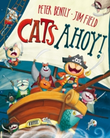 Cats Ahoy!, Paperback Book