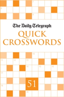 """Daily Telegraph"" Quick Crosswords 51 : 51, Paperback"