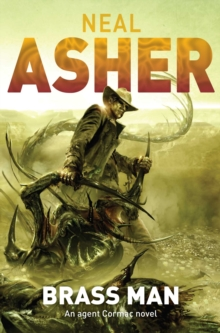 Brass Man : An Agent Cormac Novel, Paperback
