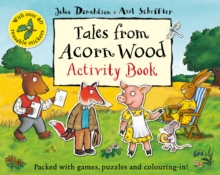 Tales from Acorn Wood Activity Book, Paperback