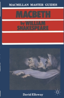"""Macbeth"" by William Shakespeare, Paperback"