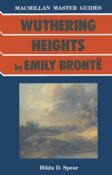 """Wuthering Heights"" by Emily Bronte, Paperback"