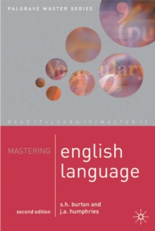 Mastering English Language, Paperback