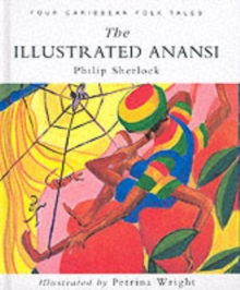 The Illustrated Anansi, Paperback