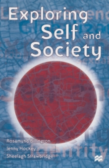 Exploring Self and Society, Paperback