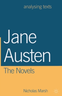 Jane Austen : The Novels, Paperback