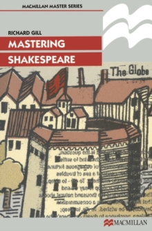 Mastering Shakespeare, Paperback Book