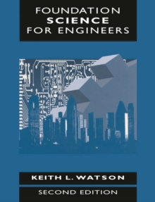 Foundation Science for Engineers, Paperback