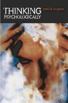 Thinking Psychologically, Paperback