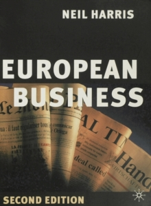 European Business, Paperback