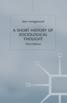 A Short History of Sociological Thought, Paperback
