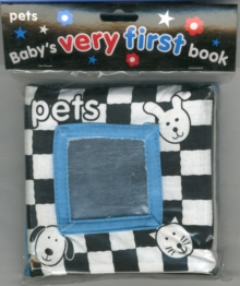 Baby's Very First Book : Pets, Paperback Book