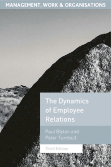 The Dynamics of Employee Relations, Paperback