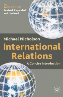 International Relations : A Concise Introduction, Paperback