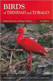Birds of Trinidad and Tobago, Paperback Book