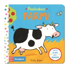 Peekaboo Farm!, Board book