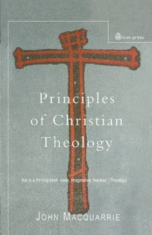 Principles of Christian Theology, Paperback
