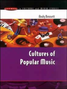 Cultures of Popular Music, Paperback Book