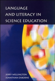 Language and Literacy in Science Education, Paperback Book
