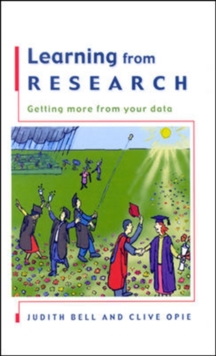 Learning from Research : Getting More from Your Data, Paperback