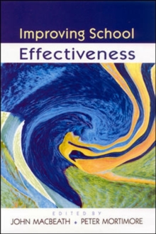 Improving School Effectiveness, Paperback