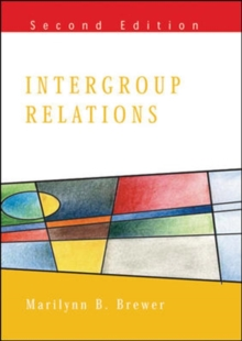Intergroup Relations, Paperback Book