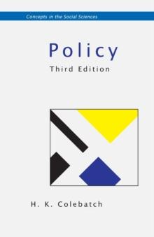 Policy, Paperback