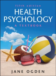 Health Psychology : A Textbook, Paperback Book