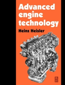 Advanced Engine Technology, Paperback