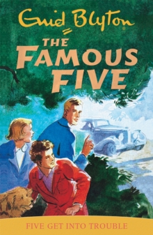 Five Get into Trouble, Paperback