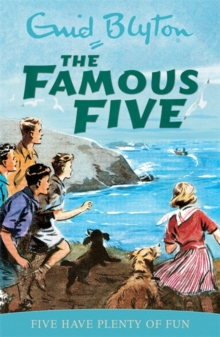Five Have Plenty of Fun : Book 14, Paperback