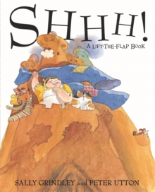 Shhh! : Lift-The-Flap Book, Paperback