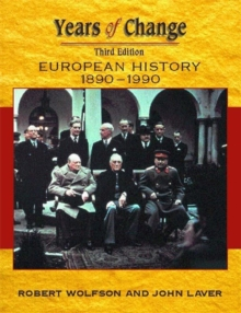 Years of Change: Europe, 1890-1990, Paperback Book