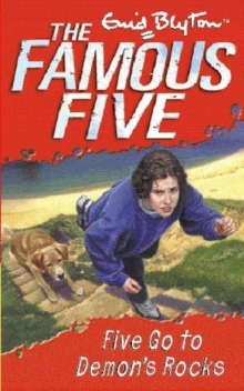 Five Go to Demon's Rocks, Paperback