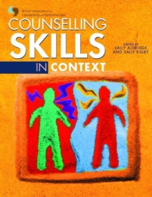 Counselling Skills in Context, Paperback
