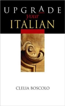 Upgrade Your Italian, Paperback Book