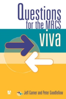 Questions for the Mrcs Viva, Paperback