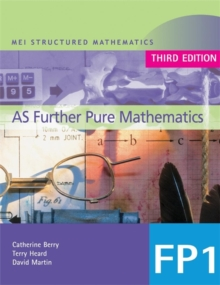 MEI as Further Pure Mathematics, Paperback