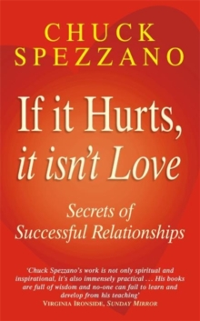 If it Hurts, it Isn't Love, Paperback Book