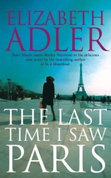 The Last Time I Saw Paris, Paperback