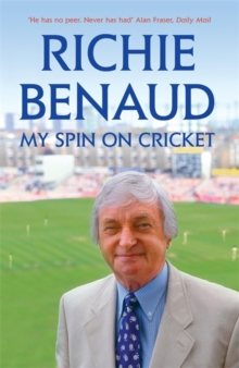 My Spin on Cricket, Paperback Book