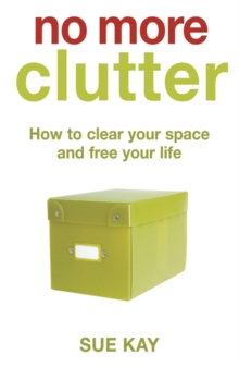 No More Clutter, Paperback Book