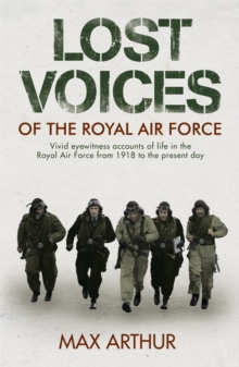 Lost Voices of the Royal Air Force, Paperback