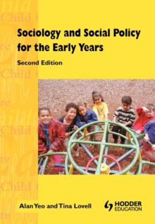 Sociology and Social Policy for the Early Years, Paperback