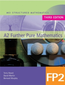 MEI A2 Further Pure Mathematics FP2, Paperback