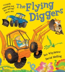 The Flying Diggers, Paperback Book