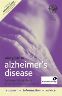 The Royal Society of Medicine - Your Guide to Alzheimer's Disease, Paperback Book